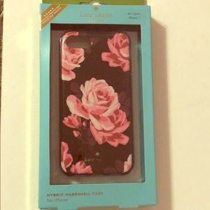 Kate Spade floral phone case: Iphone 7